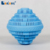 XYQ-LB01 Colorful Plastic Laundry Ball with Natural Stone