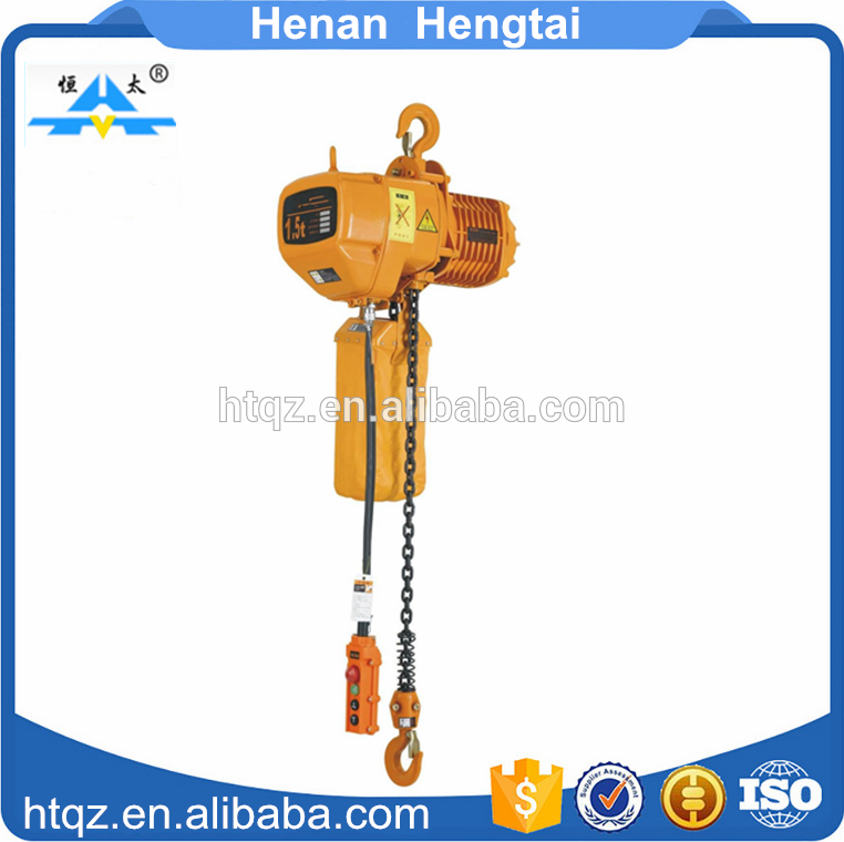 operated manual level truss chain hoist