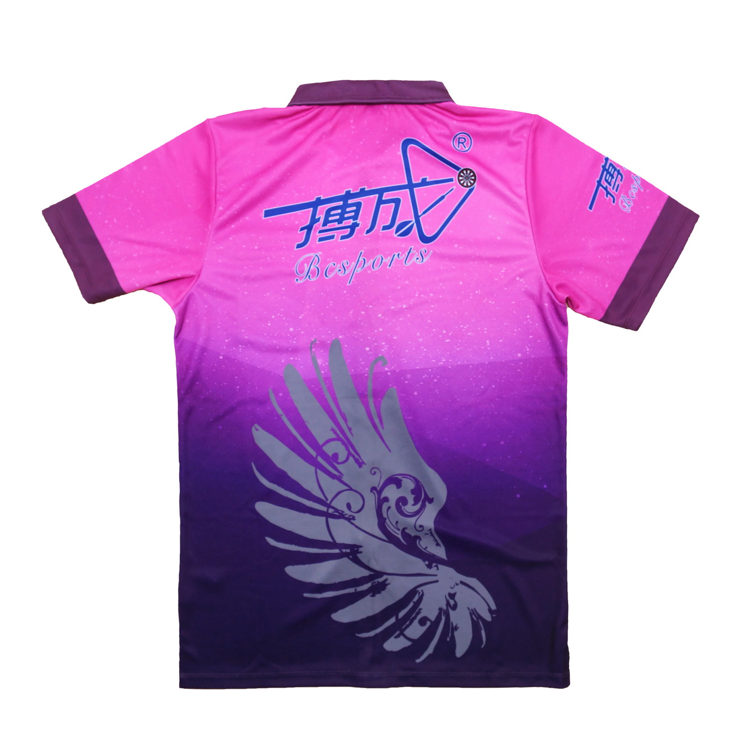 Wholesale customized dart shirts