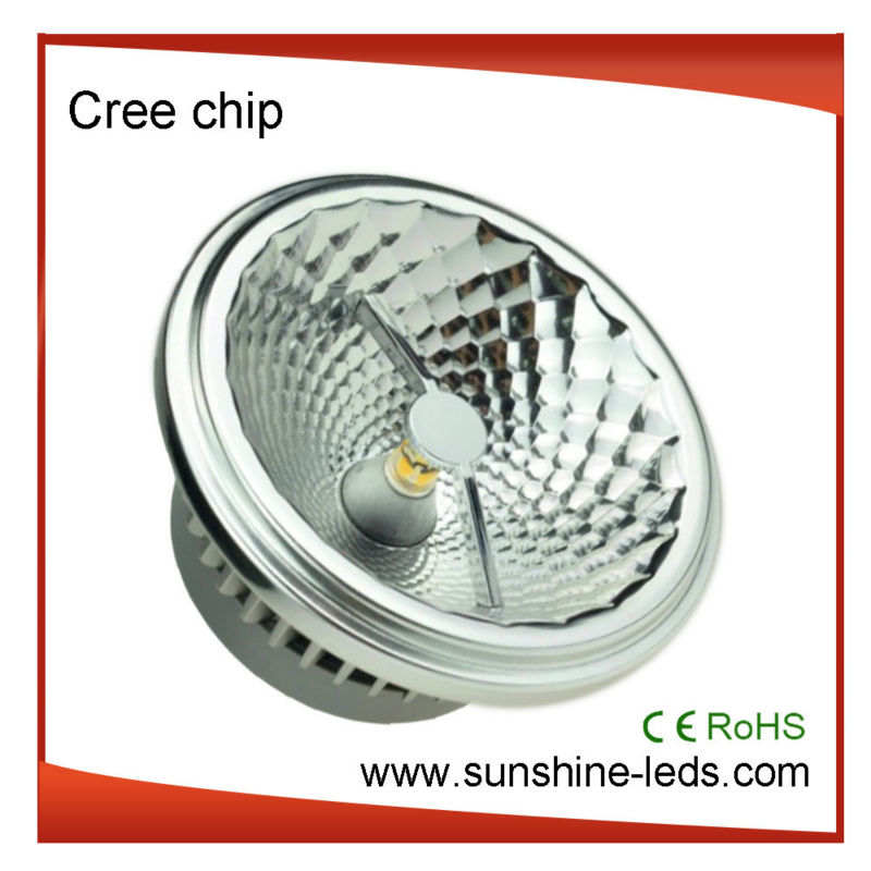 High quality new style 2013 arrival led spotlight ar111 dimmable
