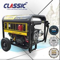 CLASSIC CHINA 6KW Generac Home Generators, CE ISO Asia Power Generator Price, Best Generator To Buy