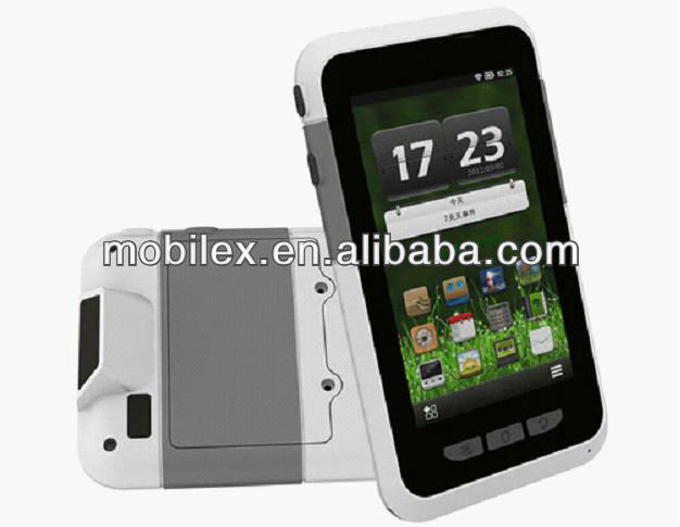 5 Inch Android Os Tablet Rugged Pda With 1d 2d Barcode Scanner Mxt3 Product On Alibaba Com