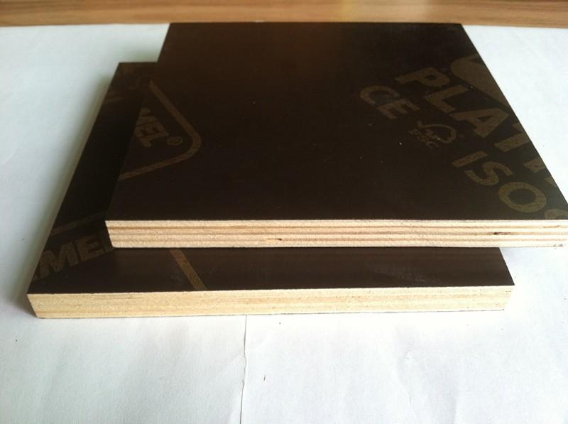 tanche panneaux de bois en plein air haute pression feuille stratifi e contreplaqu marine black. Black Bedroom Furniture Sets. Home Design Ideas