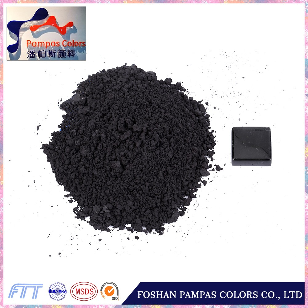 Chemical Dark Black Pigment as ceramic raw material with Certification