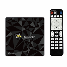 Beelink GT1 Ultimate 3GB/32GB Box Android 7.1 <span class=keywords><strong>TV</strong></span> Box Amlogic S912 Octa Core 1000Mbps LAN/Dual WIFI <span class=keywords><strong>2</strong></span>.4G + 5.8G/H.265 4K Smart <span class=keywords><strong>TV</strong></span>