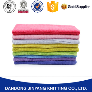 Super Soft Micro Fiber Household Microfibre 30x18cm Microfiber Cleaning Towel