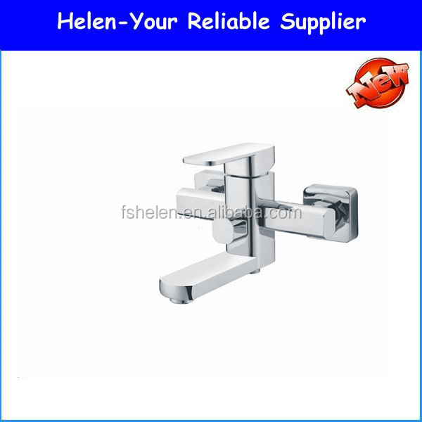 New Arrival Bathroom Chrom Brass Shower Mixer Bathroom Shower Faucet Tap NO.YZL-106