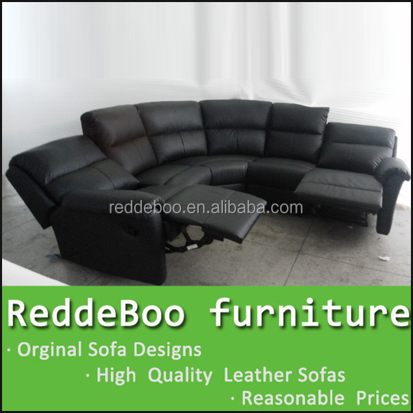 Modern Sofa Sets Cheap Leather Recliner Corner Sofa Set