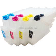 Refill ink cartridge for Ricoh with chip GC 41 GC 31 GC 21 ink refill kits