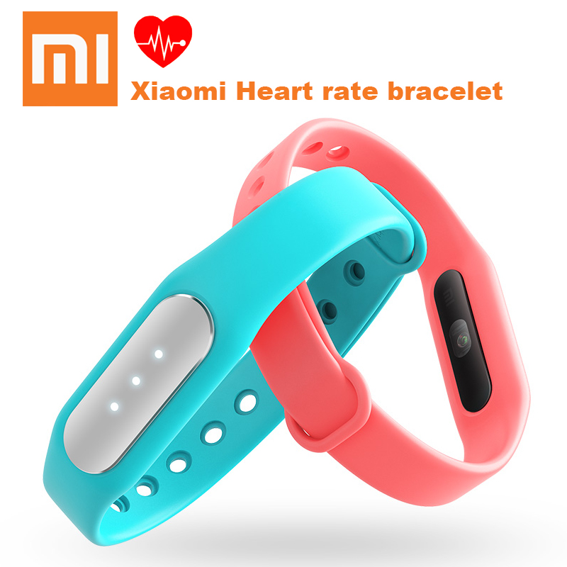 IN STOCK Original NewXiaomi Mi Band 1S Heart Rate Monitor Smart Wristband