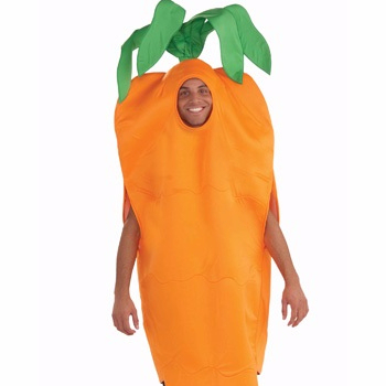 Unisex Hot Adult Funny Costumes Cosplay Corrot Healthy Carrot Costumes