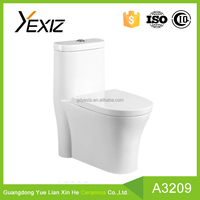 A3209 sanitaryware water saving ceramic toilet