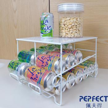 Fridge Organized Living 12 / 24 Can Beverage Dispenser