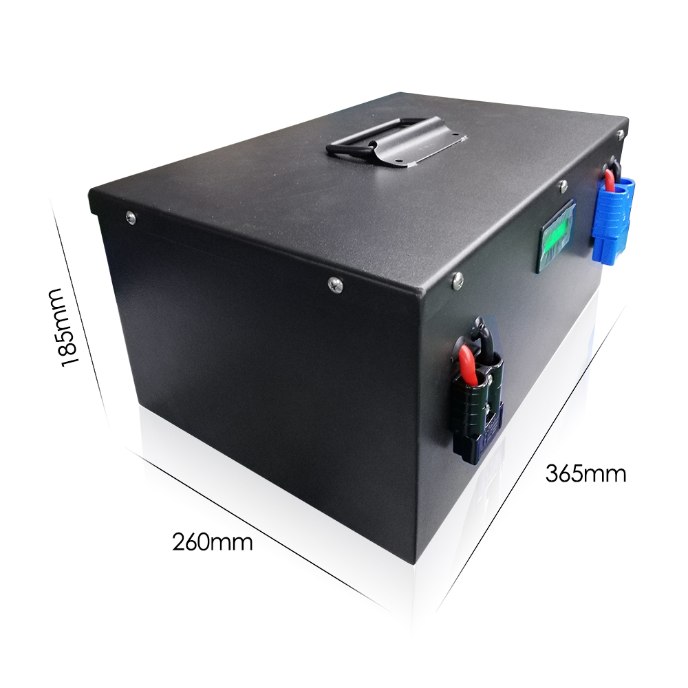 LiFePO4 Battery  24v 100ah deep Cycle Energy Storage  Lithium ion Battery