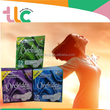Disposable winged and wingless sanitary napkins