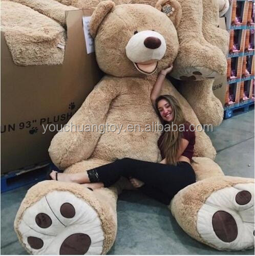 93 inch hot selling giant teddy bears