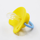 Best products lovely design competitive price plastic funny baby soother with ring
