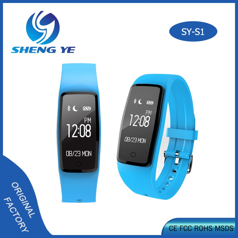 Silicone <strong>Bluetooth</strong> 4.0 IP67 Waterproof Sleep Monitor Fitness long standby smart watch smartband