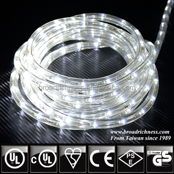 Ul Listed Led Rope Lights