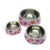 High quality unbreakable plastic melamine pet food bowls