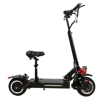 2019 Best Quality 60V 5600W dual motors 5000w electric scooter 60v with CNC Oil Disc Brake