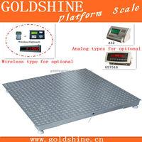 Electronic Platform Floor Scale Digital Industrial Floor Scale