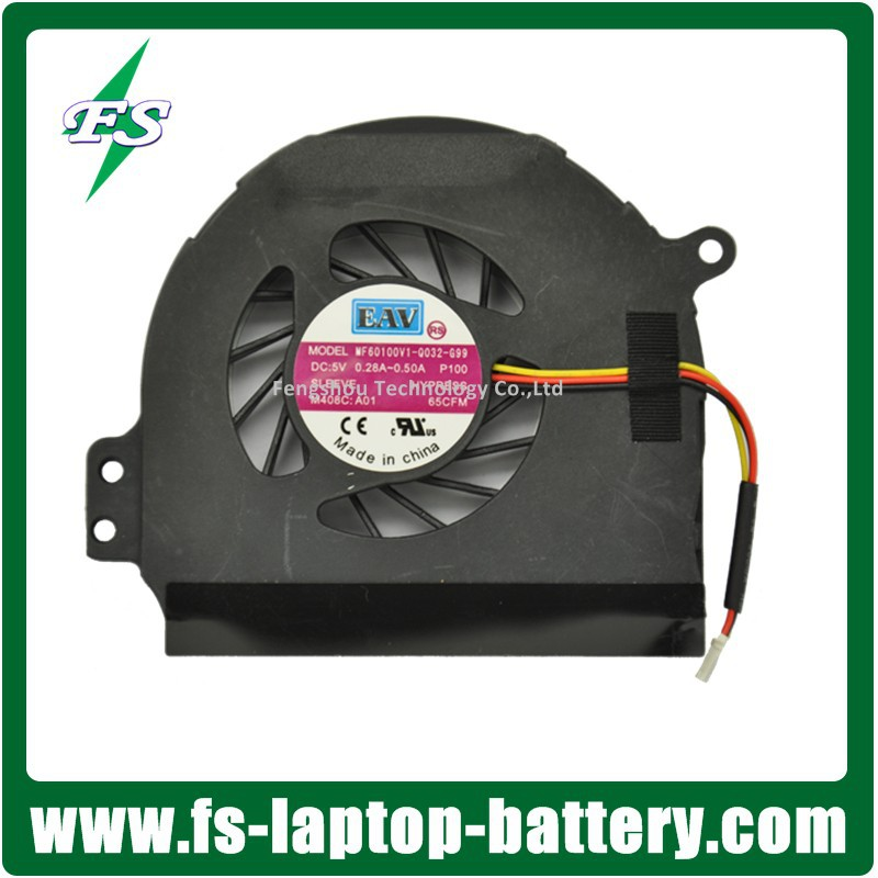 New CPU fans For DELL Inspiron 14R N4110 Laptop internal fan MF60100V1-Q032-G99 0HFMH9 computer cooling fan / notebook cooler