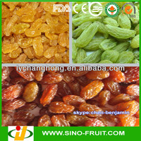Nuts and dried fruits in China