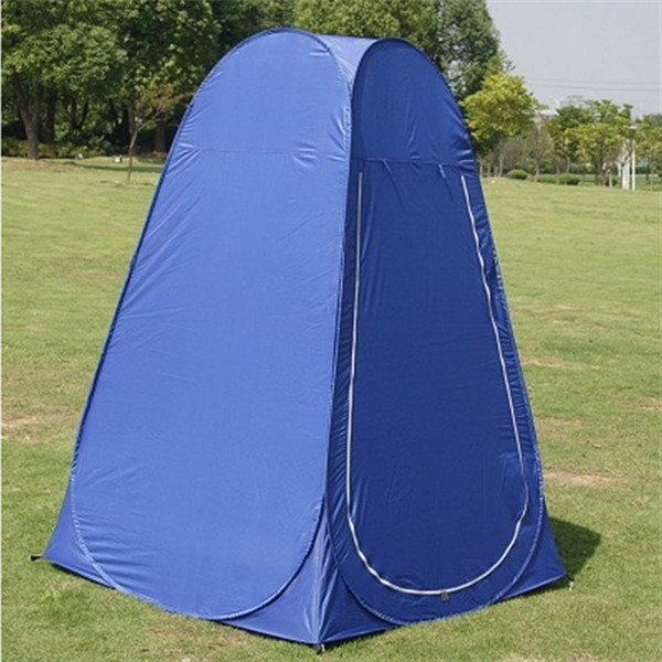 Hot selling portable outdoor C&ing pop up shower toilet tent & Hot Selling Portable Outdoor Camping Pop Up Shower Toilet Tent ...