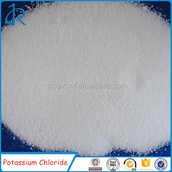 Potassium Fertilizer Classification and Potassium Chloride Type Muriate of Potash(MOP)