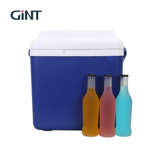 Cheap Eco-friendly Portable Hard Picnic Plastic Insulated Ice Cooler Boxes