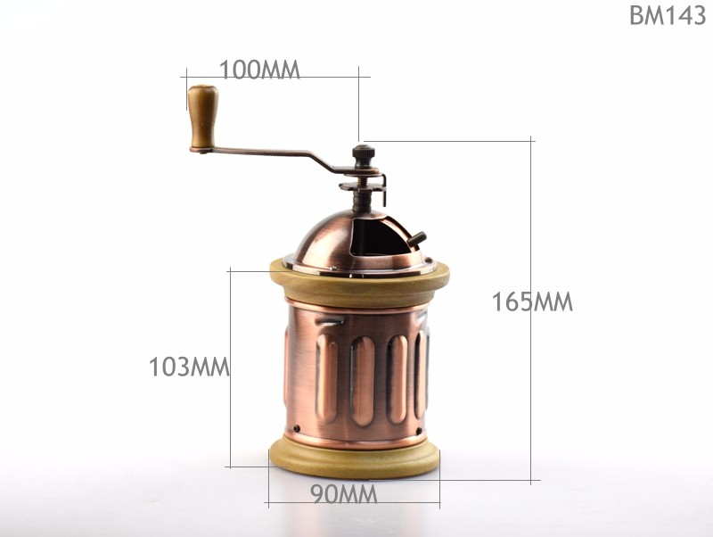 Ecocoffee Coffee Mill Grinder Manual Good Grinders V60 Coffee Accessories