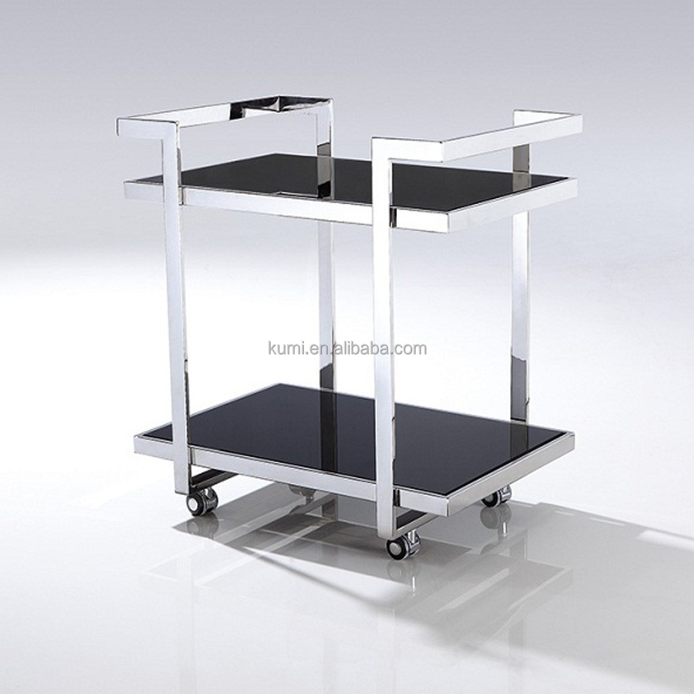 Bed side table legs for glass tables