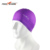 Customized Logo Bubble Design Comfortable Novelty Swimming Cap