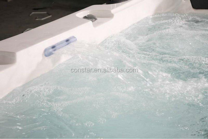 Piscina cadeira de massagem jato de surf grande piscina de for Piscina portatil grande