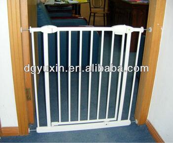 Easy Lock Handle Baby Gate Baby Safety Gate Walk Through Gate Buy
