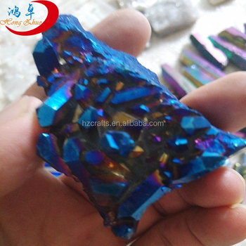 rough rainbow aura mystic quartz wholesale buy quartz wholesale