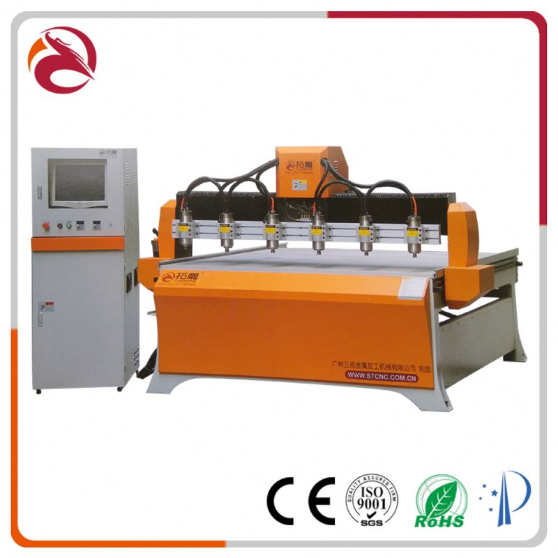 cnc center machine low price loading and unloading panel furniture production line cnc h beam drilling machine