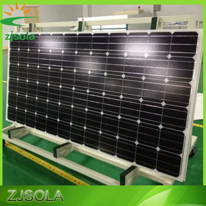 ZJSOLA 200W mono solar panel low price for 1000 wat solar power system use