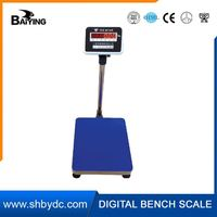 High quality used bench scale seven units convertion china supplier weighing scale 0.001g