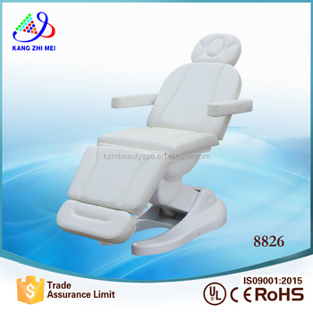 CE approved hot sale beauty bed electric with 3 motors 8826