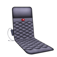 Easy to place vibration and heating home massage cushion