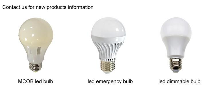 Good Quality 5w E27 Led Bulb Light Led Bulbs With Best Price