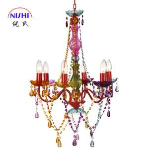 chandelier ceiling lamp /modern chandeliers for bedroom/restaurants,acrylic chandelier centerpiece candle chandelier