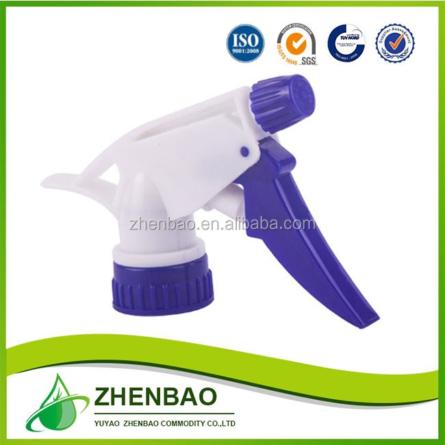 Chinese Manufacturer Good Quality Mini Trigger Sprayer Plastic ...