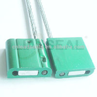 high security cable seal container