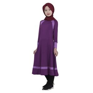 62001a6c1e673 Muslim Children Abaya Girls Long Robe Gowns Maxi Dress Kimono Jubah Ramadan  Middle East Moroccan Arab Caftan Islamic Clothing