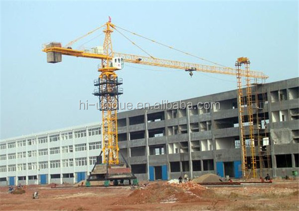 Mobile Crane Dubai : Unique manufacture qtz  dubai mobile tower crane