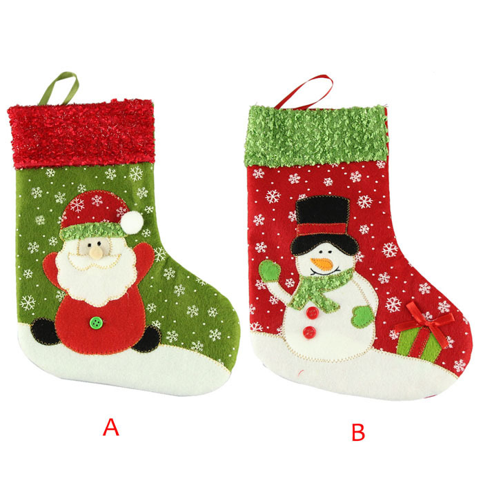 Memela Christmas Socks,Kids Cute Animal Pattern Cotton Snowman Medium Socks Anti-Slip Chirstmas Crew Socks