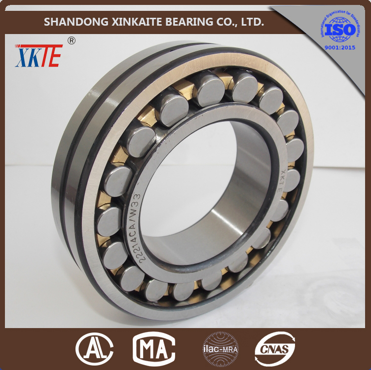 shandong china manufactures well sales 22214 spherical roller bearing used in idler roller